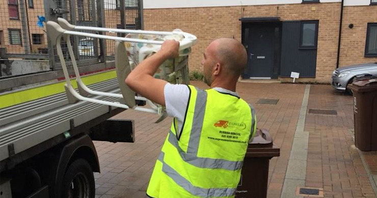 Hire Waste removal services in London Express Waste Removals