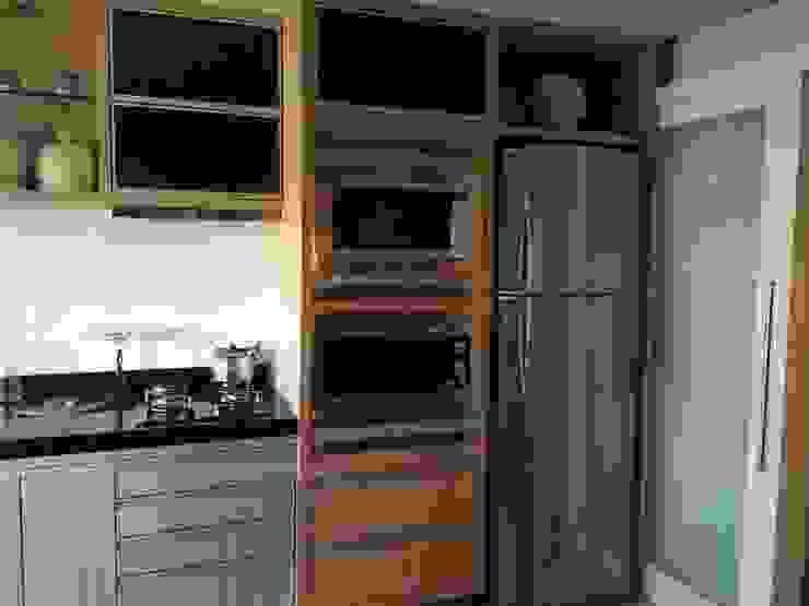 LK Engenharia e Arquitetura Built-in kitchens