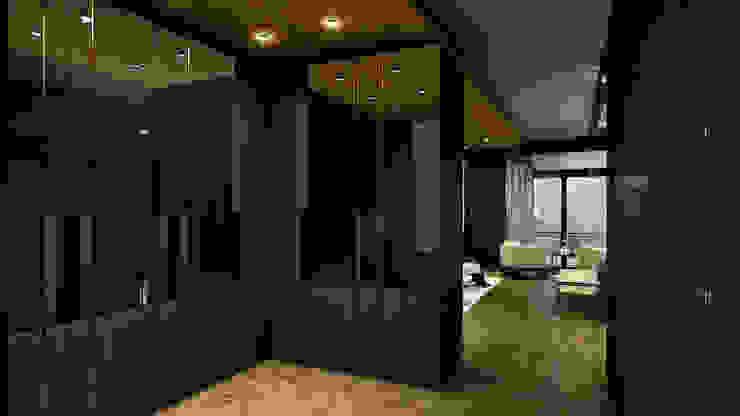 Giyinme odası ANTE MİMARLIK Modern Giyinme Odası