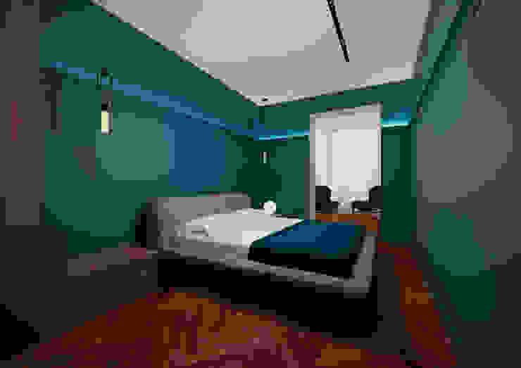 Modern Bedroom by LEVI interior Modern