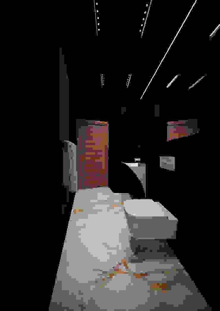 Modern Bathroom by LEVI interior Modern