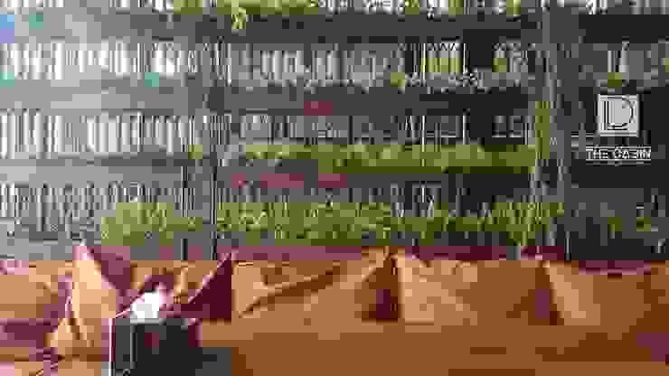 ออกแบบตกแต่งโรงแรม The Cabin Resort เกาะพะงัน: ด้านอุตสาหกรรม  โดย บจ.แอลดี อินทีเรียร์ ดีไซน์แอนด์คอนสตรัคชั่น, อินดัสเตรียล
