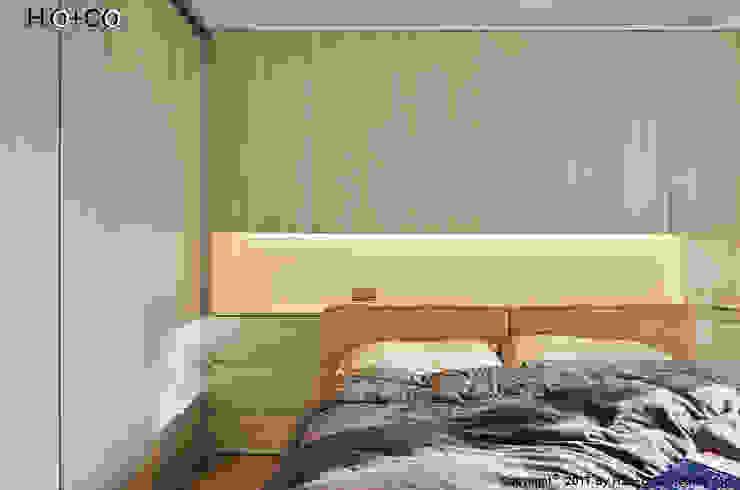 主臥室 根據 光合作用設計有限公司 簡約風