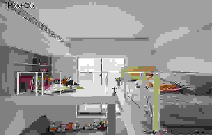 兒童房 根據 光合作用設計有限公司 簡約風