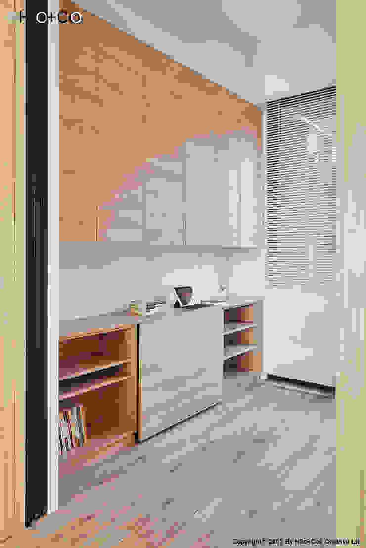 書房 根據 光合作用設計有限公司 簡約風