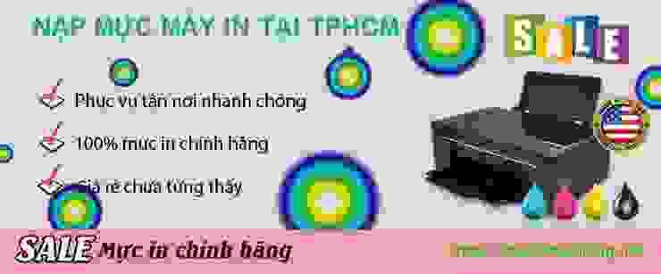 Nạp mực máy in quận 3: công nghiệp  by Nạp mực máy in giá rẻ tại TpHCM - Mực In Tuấn Long, Công nghiệp