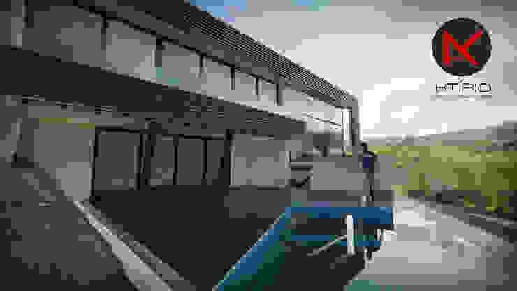 by Ktipio Arquitectura