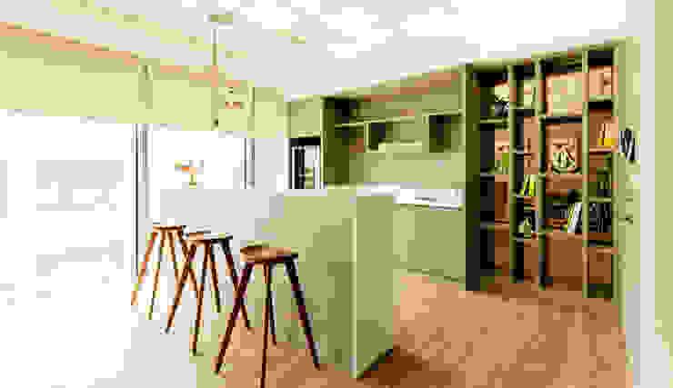 無壓商務空間設計 根據 奧兒設計 現代風