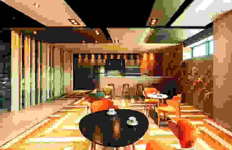 平衡有感的員工休息室 根據 奧兒設計 現代風