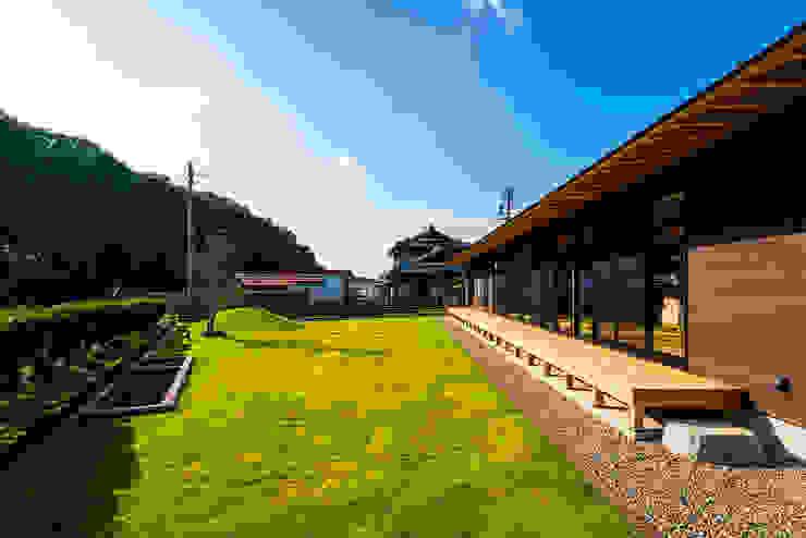 梶浦博昭環境建築設計事務所 Asian style garden