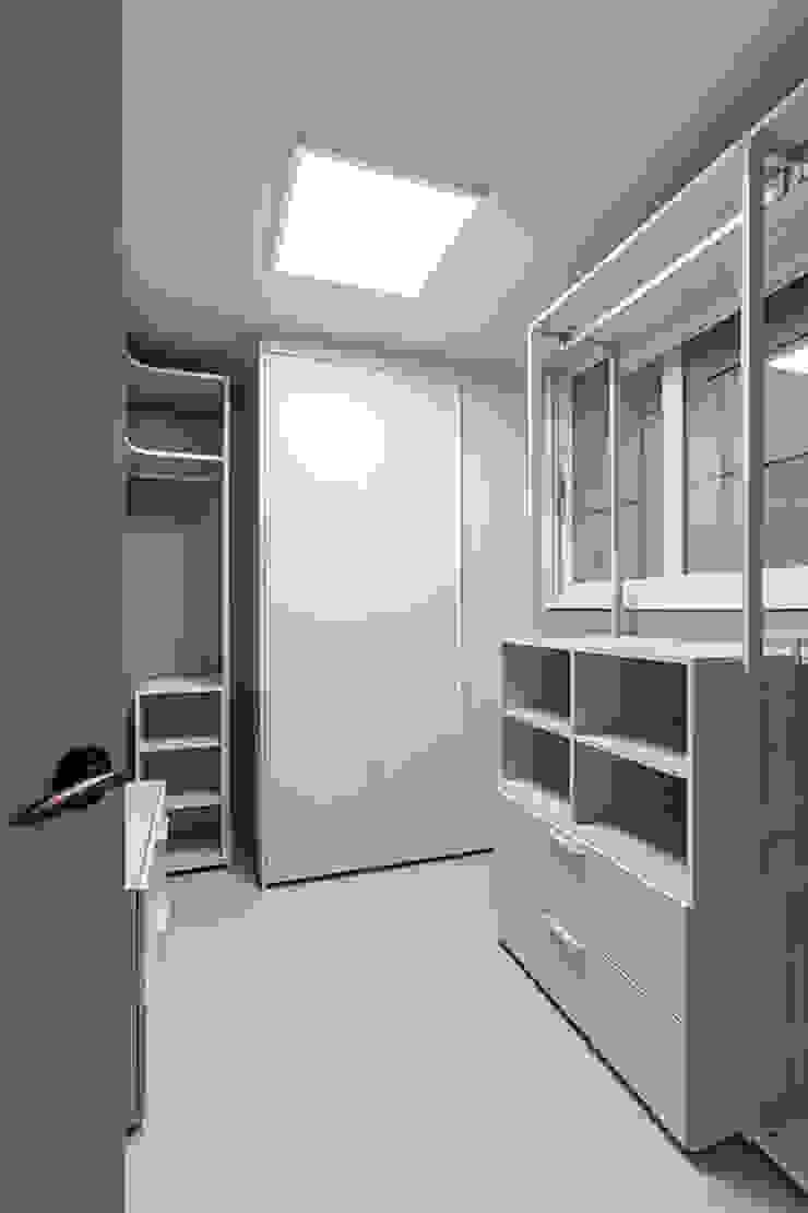 드레스룸 모던스타일 드레싱 룸 by 곤디자인 (GON Design) 모던