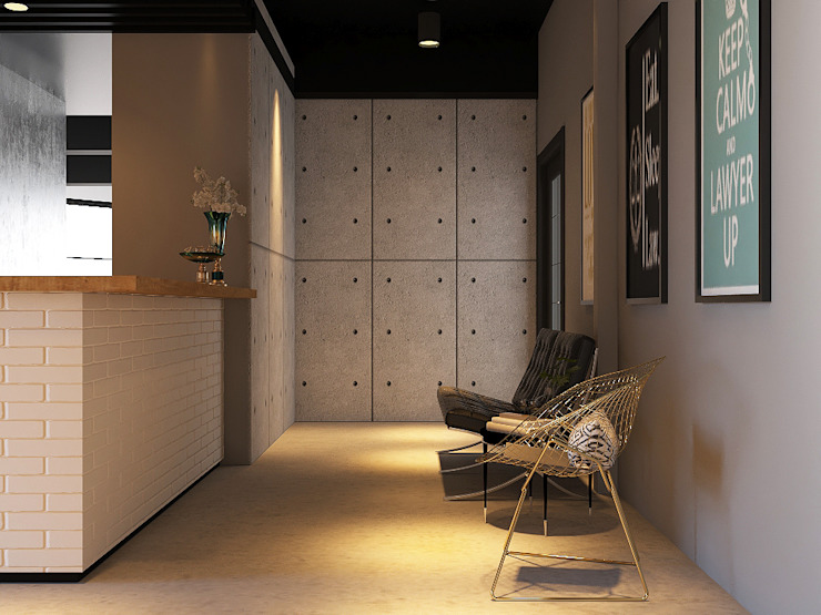EEA Office Design, Shah Alam Norm designhaus Study/office