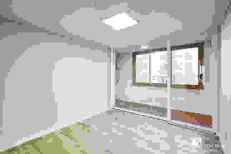 마곡푸르지오 41py 모던스타일 침실 by 곤디자인 (GON Design) 모던