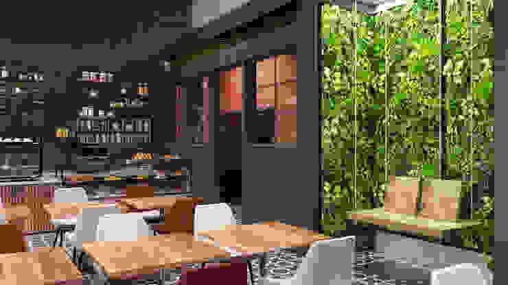 ArchSia – restaurant tasarımı: modern tarz , Modern