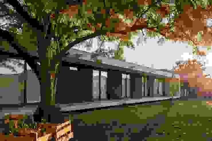 JPV Arquitecto Mediterranean style house