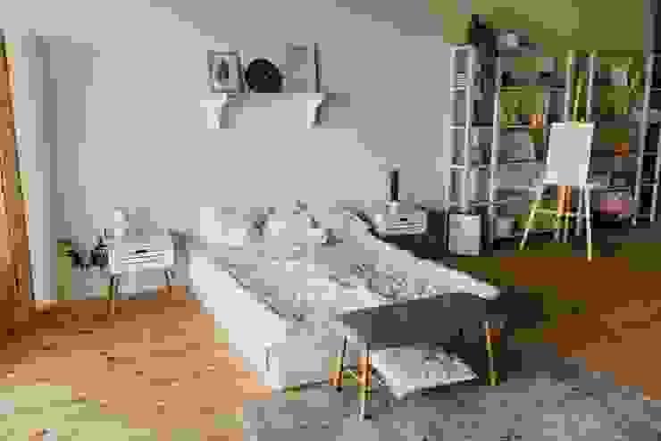 Tendencias 2020 en Arquitectura y diseño de interiores Dormitorios escandinavos de REZ Arquitectura | Diseño | Construcción Escandinavo