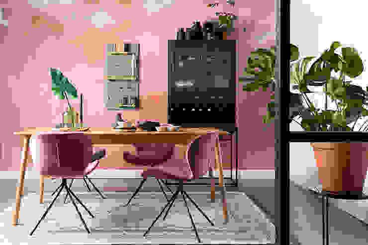 Tendencias 2020 en Arquitectura y diseño de interiores Comedores escandinavos de REZ Arquitectura | Diseño | Construcción Escandinavo