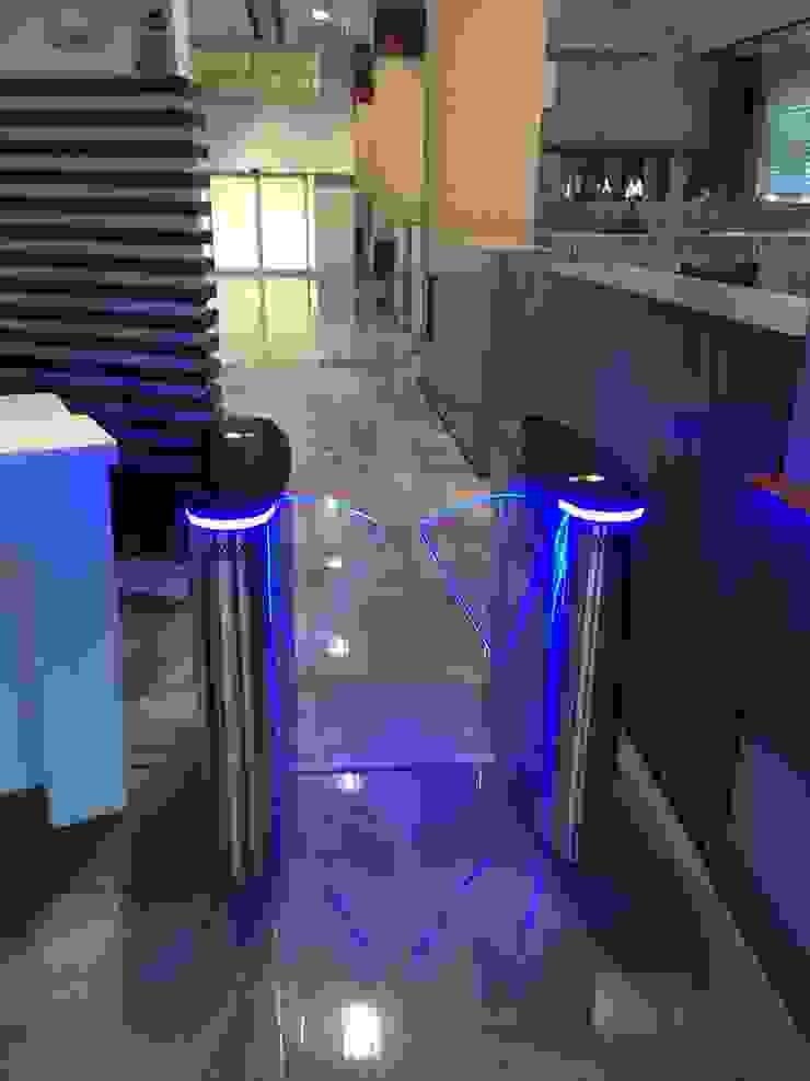 PERKOTEK TEKNOLOJI A.S Glass doors