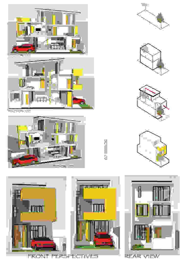 YELLOW BOX NOVOS DESIGN LAB Small houses