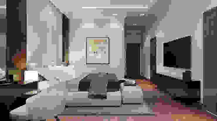 RIKATA DESIGN Small bedroom