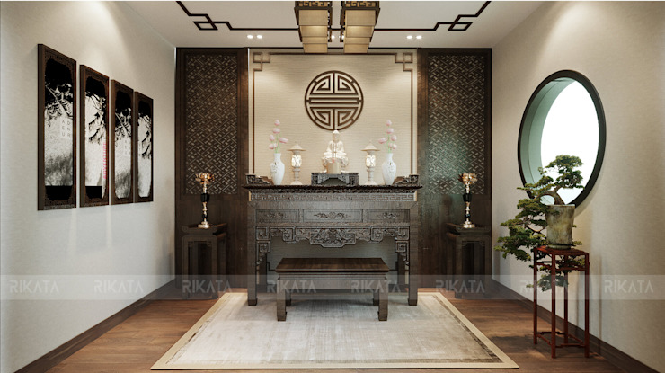 RIKATA DESIGN Living room