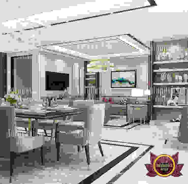 Apartment Design in Miami by Luxury Antonovich Design