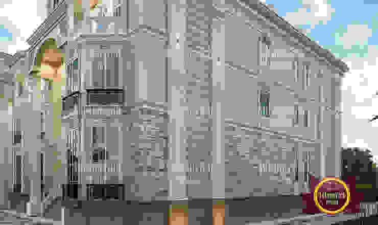 Exclusive Landscapes Designs by Luxury Antonovich Design