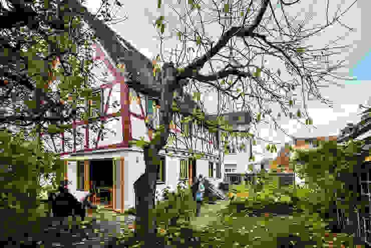 BV OBERGASSE, BAD VILBEL - DORTELWEIL Büro für Architektur und Denkmalpflege Einfamilienhaus