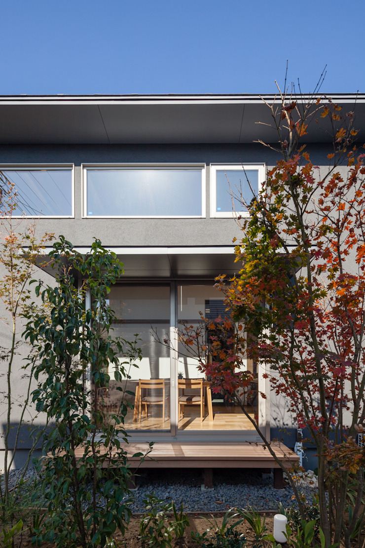 HAN環境・建築設計事務所 Passive house Grey