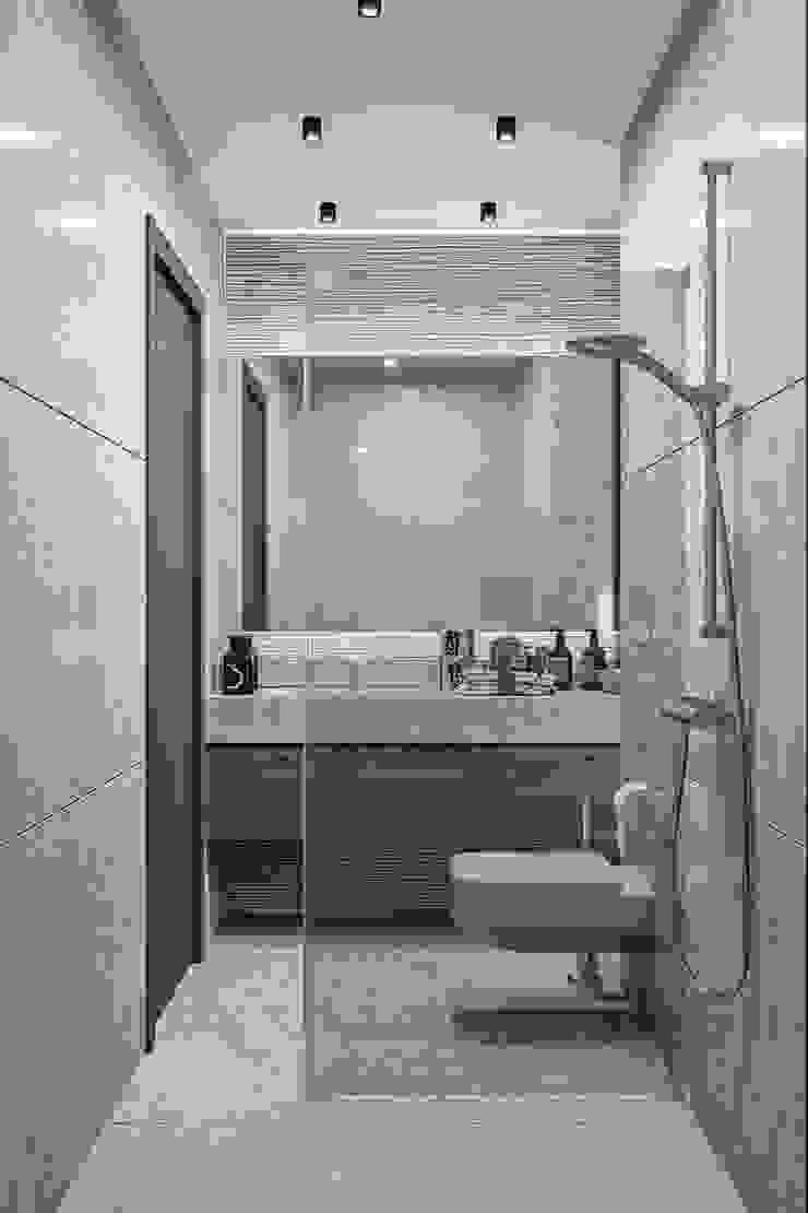 Baştan Villası Modern Banyo VERO CONCEPT MİMARLIK Modern