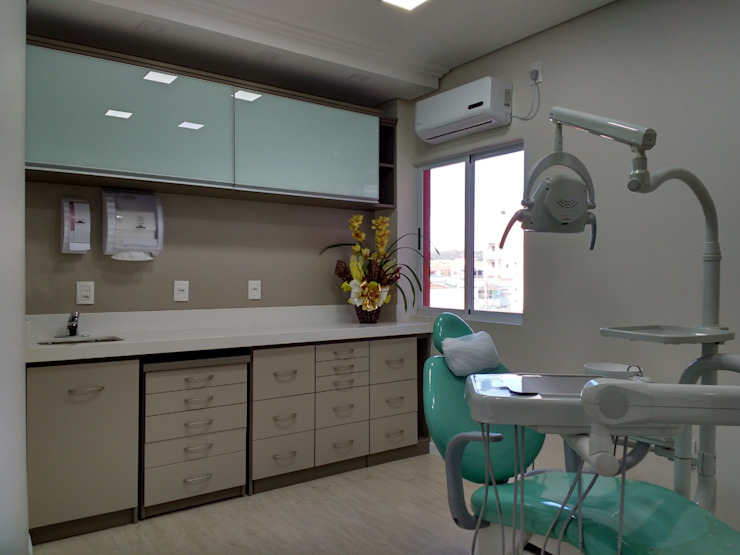 LK Engenharia e Arquitetura クラシカルな医療機関