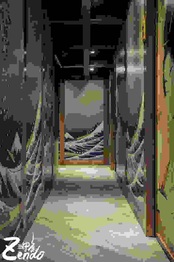 侍悟丸 根據 Zendo 深度空間設計 日式風、東方風