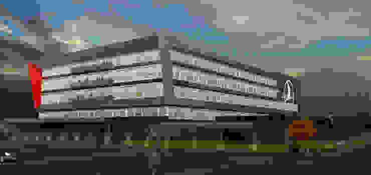 by 4Faz Tasarım Mühendislik Mimarlık Danışmanlık Ltd. Şti. Modern Glass