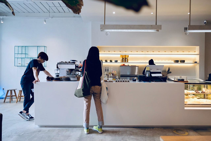 Sawo Coffee Gastronomi Minimalis Oleh Atelier Ara Minimalis