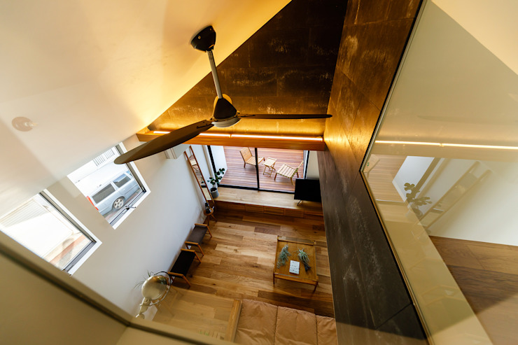 一級建築士事務所haus Salas de estilo escandinavo