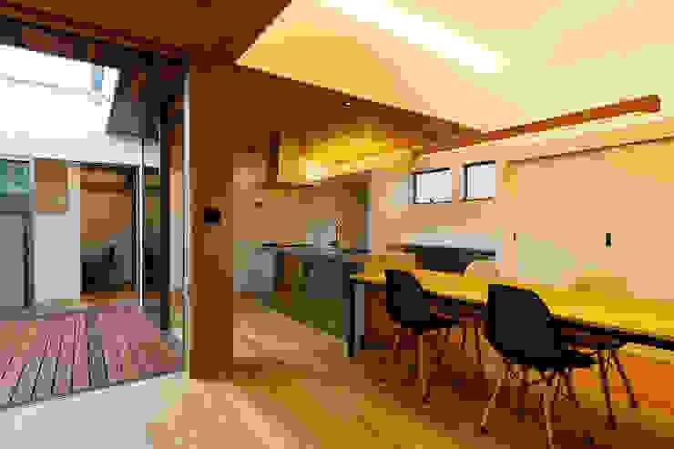 一級建築士事務所haus Built-in kitchens