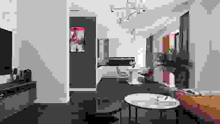 Modern Kitchen by Biuro projektowe Patio Modern