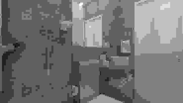 Modern style bathrooms by Paulo Rodrigues Decoração & Design Modern