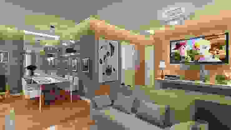 by Paulo Rodrigues Decoração & Design Modern