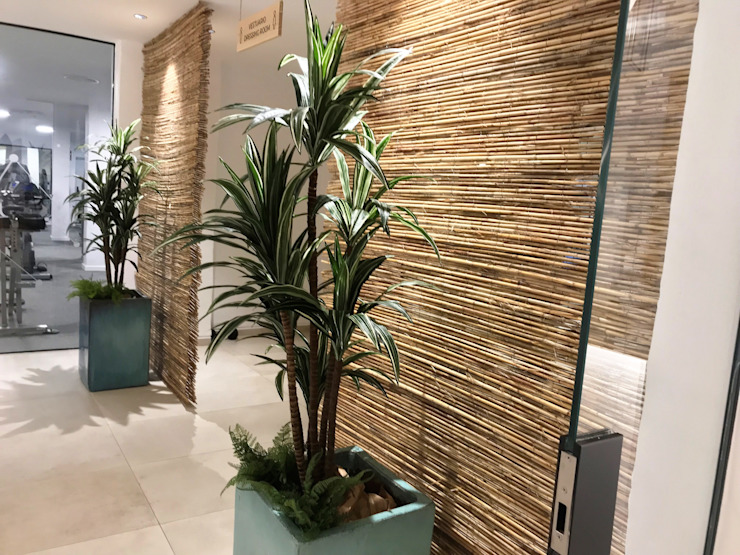 A interiorismo by Maria Andes Hotels Bamboo Brown