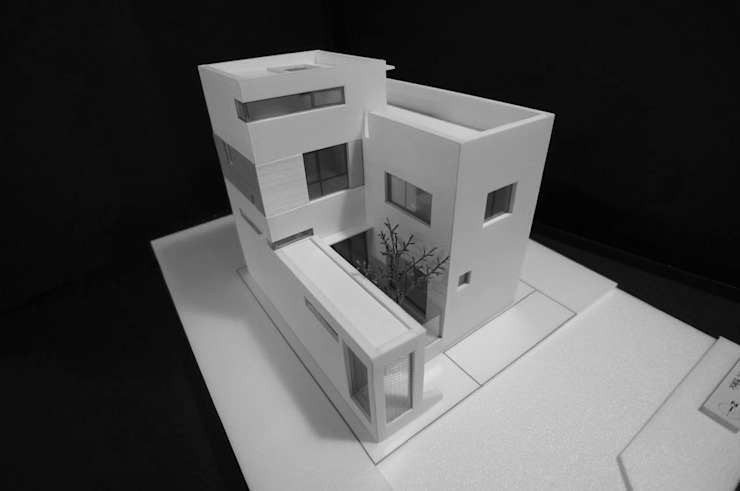 부산 연제구 거제동 단독주택 'place 9' by 디자인랩 수 건축사사무소
