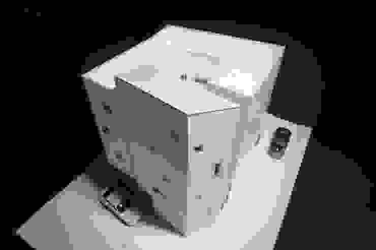 부산 전포동 다가구주택 '하늘 담은 집' by 디자인랩 수 건축사사무소