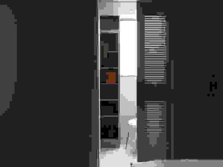 漢玥室內設計 SpogliatoioArmadi & Cassettiere Grigio