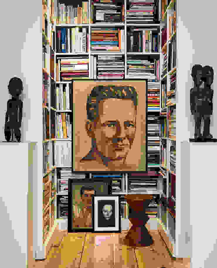 Arbeitszimmer, Bibliothek, Kunst von MARKUS HILZINGER Klassisch