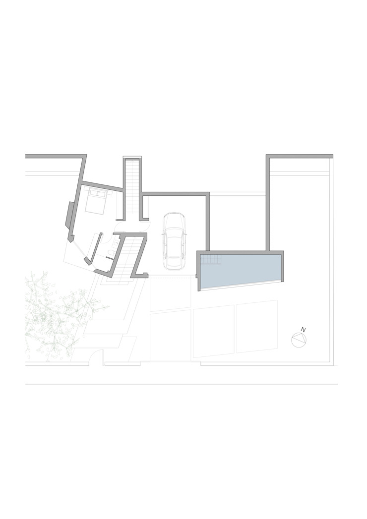 Barreres del Mundo Architects. Arquitectos e interioristas en Valencia. Camera da letto minimalista