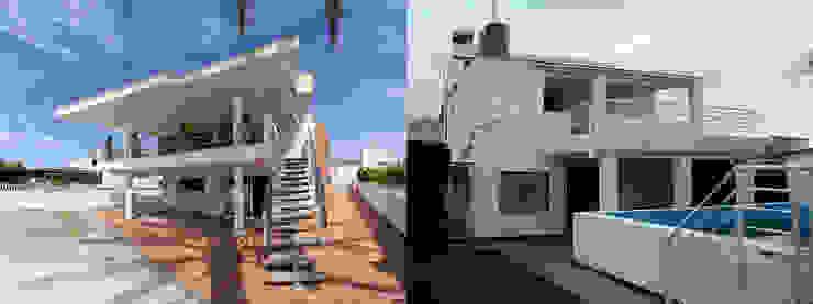 Rehabilitación de vivienda unifamiliar aislada. de Barreres del Mundo Architects. Arquitectos e interioristas en Valencia.
