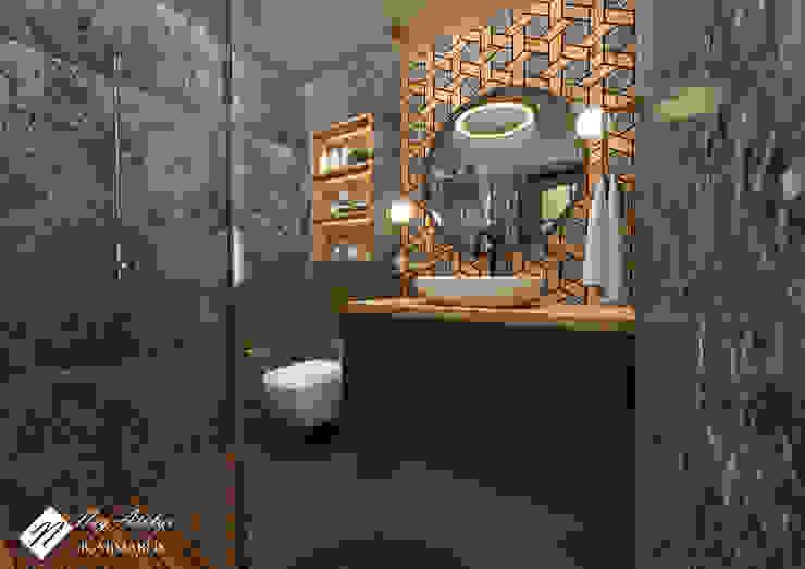 Modern Banyo NEG ATÖLYE İÇ MİMARLIK