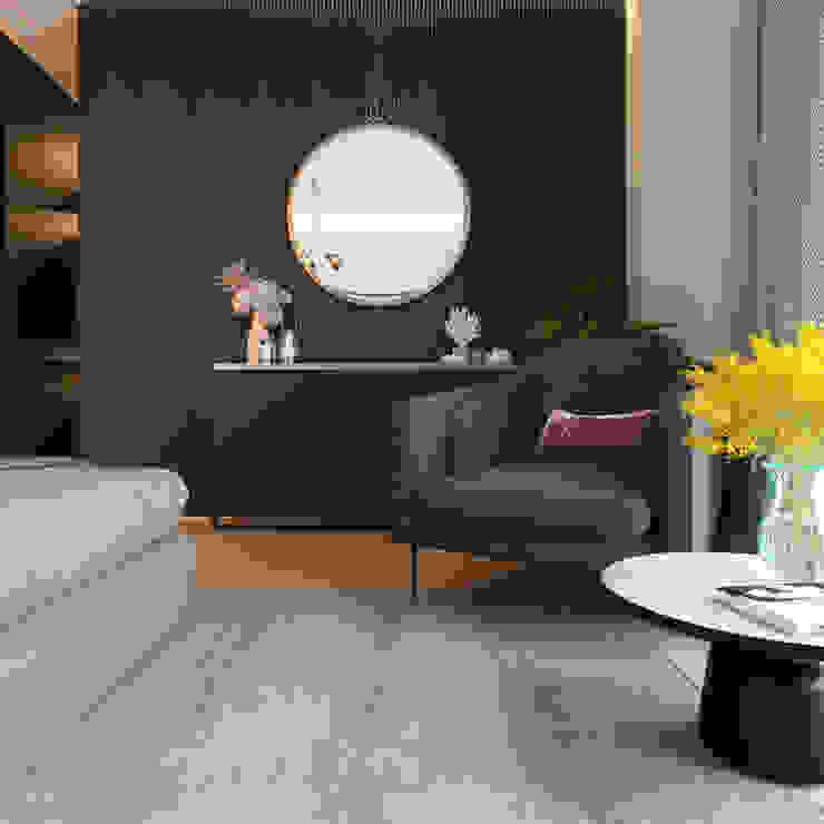 ArchSia – yatak odası : modern tarz , Modern