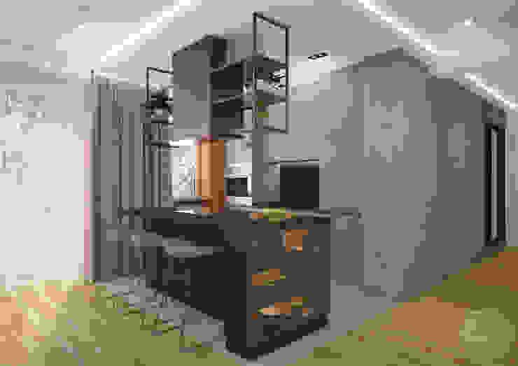 Nevi Studio Cucinino Grigio