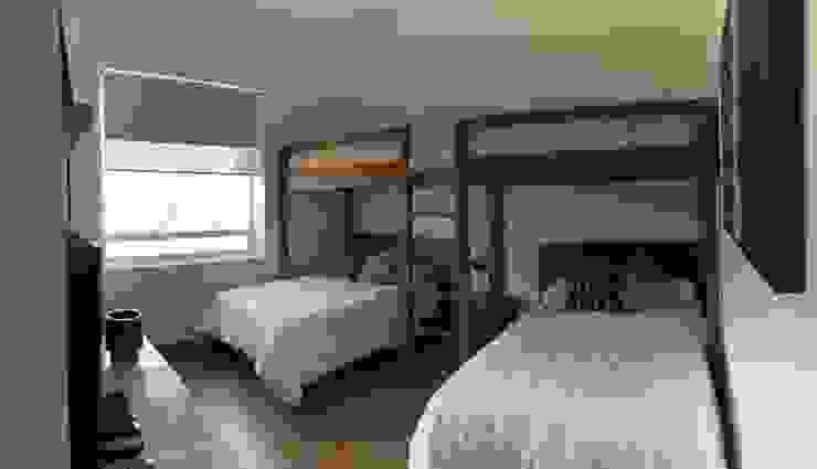 Third Bedroom Modern Bedroom by DE LEON PRO Modern